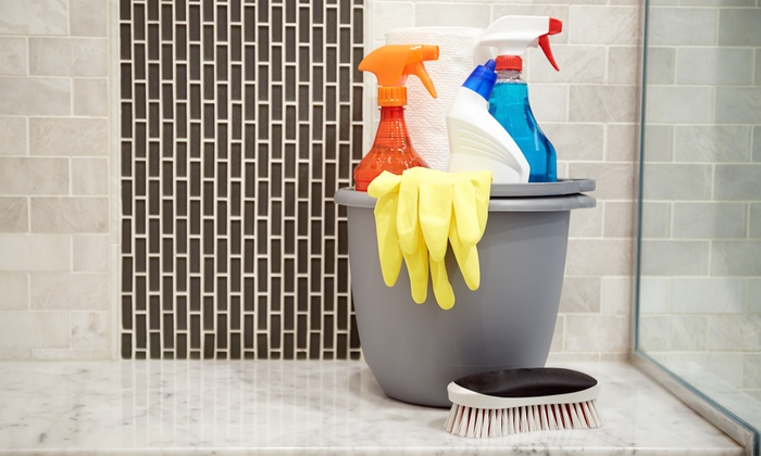 Busy Bee A Way - Cincinnati: Three or Five Hours of Housecleaning from Busy Bee A Way (Up to 49% Off)