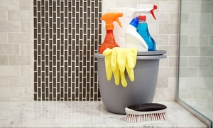 Busy Bee A Way: Three or Five Hours of Housecleaning from Busy Bee A Way (Up to 49% Off)