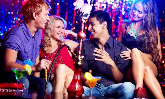 Hookah Me Up - West Palm Beach: $12 for $20 Worth of Hookah, Food, and Drinks at Hookah Me Up