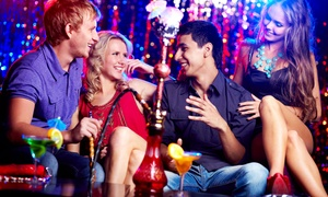 Fusion Lounge: Hookah and Drinks for Two or Four at Fusion Lounge (50% Off)