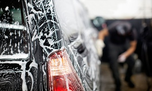 Pearl Car Wash: Gold Hand Car Wash or Full Interior Detail at Pearl Car Wash (Up to 55% Off)