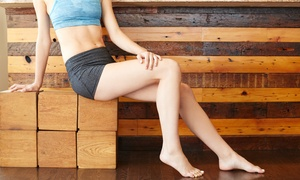 Aesthetic Nurse Specialists: Laser Hair Removal at Aesthetic Nurse Specialists (Up to 91% Off). Four Options Available.