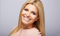 One Hour Laser Teeth Whitening Including Clean and Polish at Whitening Smile (54% Off)