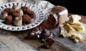 Alegio Chocolaté / Claudio Corallo: $20 for a 45-Minute Chocolate-Tasting Tour for Two at Alegio Chocolaté / Claudio Corallo ($40 Value)