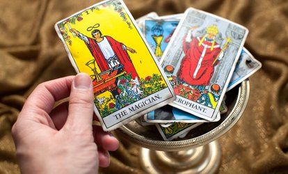 Tarot Card Reading or Psychic Reading at Psychic Gallery (Up to 58% Off)