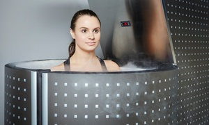 CryoBoost: One or Three Whole-Body Cryotherapy Sessions with NormaTec Recovery at CryoBoost (Up to 51% Off)