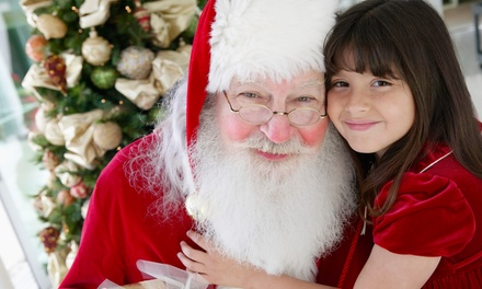 Breakfast with Santa for Two or Four at Hotel Derek (Up to 43% Off)