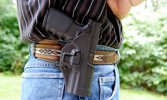 PG Firearms Training - Denver: Conceal-Carry-Permit Course for One or Two at PG Firearms Training (Up to 70% Off)