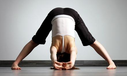 $45 for 10 Classes at Aliante Yoga & Pilates ($130 Value)