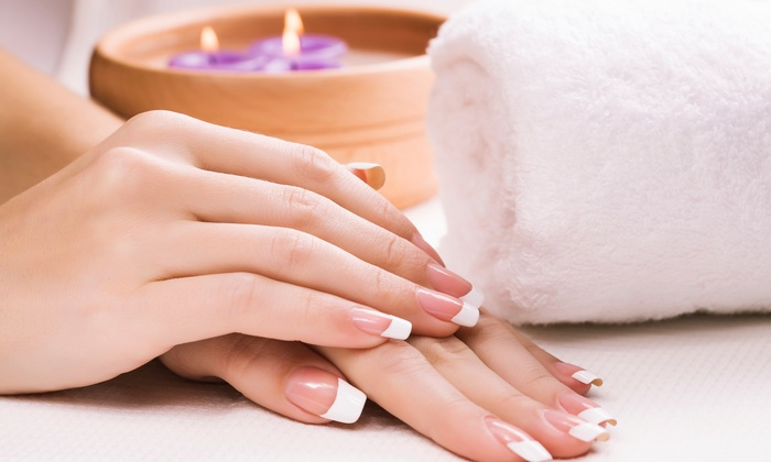 Gel Manicure ($19), or Gel Mani-Pedi with Sugar Scrub Massage ($55) at The BK Hairdressing (Up to $100 Value)