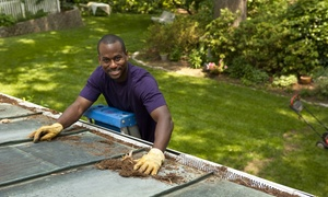 All Clear Window Cleaning - Seattle Area: Gutter Cleaning for 2,500 or 3,500 Square Foot Home from All Clear Window Cleaning (Up to 50% Off)