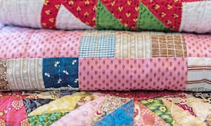 Donna Sharp's House of Quilts: Quilts, Bags, and Jewelry at Donna Sharp's House of Quilts (Up to 51% Off). Two Options Available.