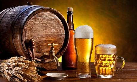 Brauereiführung mit 3x Bier à 0,25 l, Hauptspeise nach Wahl und Dessert für 1, 2 oder 4 bei Gleumes(bis zu 44% sparen*)