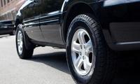Pkw-Reifen- und Radservice, opt. mit Reifenmontage für 2 oder 4 Reifen, bei Tyres & More GmbH (bis zu 50% sparen*)