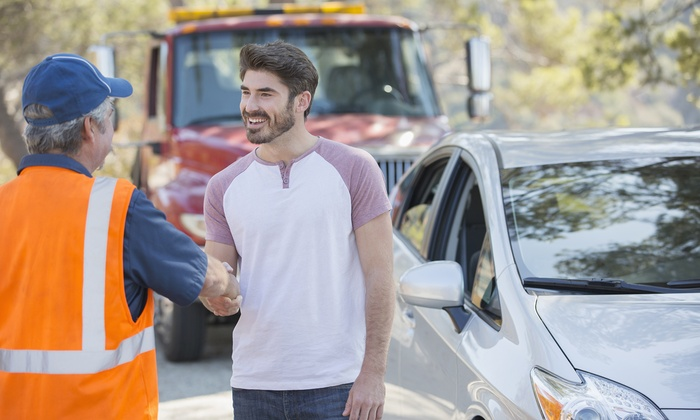 Tow Recover Assist - High Grove Business Park: 50% Off Auto Roadside Assistance by Tow Recover Assist