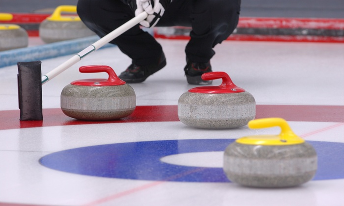 Windy City Curling Center - Seven Bridges Ice Arena: Learn to Curl Session for One or Two at Windy City Curling Center (Up to 43% Off)