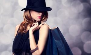 Con Stile Abbigliamento: Buono sconto di 20 € sull'acquisto di prodotti in negozio di abbigliamento
