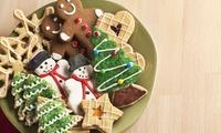 Curso de elaboración de galletas navideñas para 1 o 2 personas desde 16,95 € en 5TH Avenue
