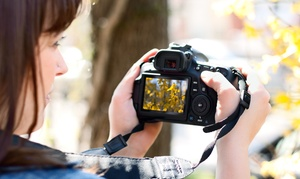 SnapShotSandy: One, Two, or Three Beginner, Advanced, or Creative Photography Classes from SnapShotSandy (Up to 71% Off)