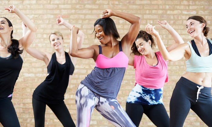 ZooFit Fitness - Fayetteville: 10 Zumba or Power-Yoga Classes or 30-Day Unlimited Zumba or Power-Yoga Classes at ZooFit Fitness (Up to 51% Off)