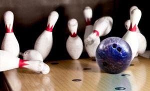 Berolina Bowling: 3 Runden Bowling inkl. Leihschuhen für 2, 4, 6 oder 8 Personen bei Berolina Bowling (bis zu 74% sparen*)