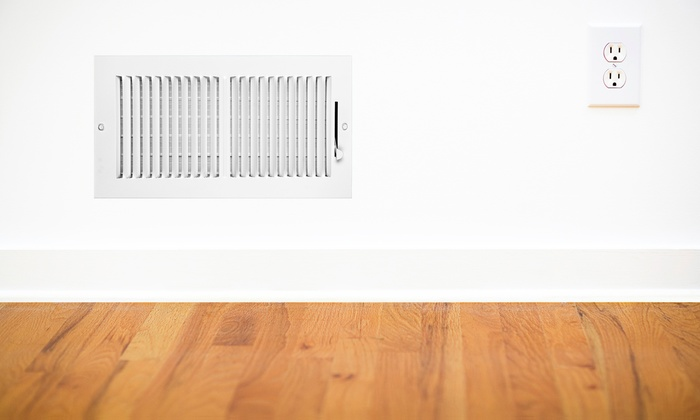 Super Clean Duct - Palm Beach: $49 for Full Air-Duct Cleaning Package from Super Clean Duct ($189 Value)
