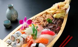 50% Off Sushi at Hunan Fusion at Hunan Fusion, plus 6.0% Cash Back from Ebates.