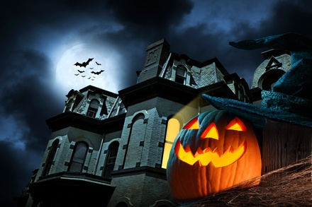 Fast Pass with Unlimited Attractions to Haunted Hollow (September 13–28) (up to 56% Off). 9 Options Available.