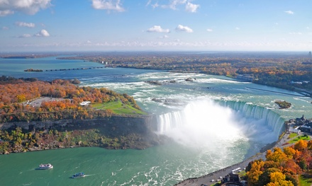 Stay with Family or Couples Package at Best Western Fallsview Hotel in Niagara Falls, ON. Dates into February.