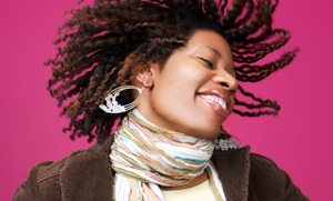 Locs N Twist Lounge: Up to 54% Off Natural Hair Care at Locs N Twist Lounge