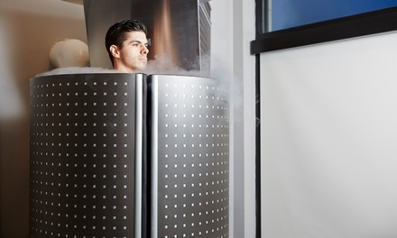 One, Three, or Five Cryotherapy Sessions at CryoTherapy Plus (Up to 53% Off)