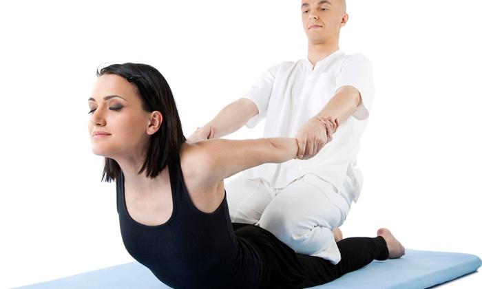 Melting Point Massage - Sunnyside: A 60-Minute Thai Massage at Melting Point Massage (50% Off)