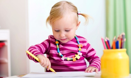 $65 for Three Classes, Five Play Passes, and a $50 Birthday-Party Credit at Kidville ($229 Value)