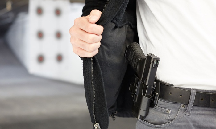 TOPGUN CHL - Fort Worth: License-to-Carry Handgun Course for One or Two at TOPGUN CHL (Up to 56% Off)