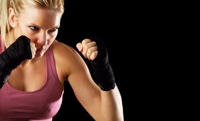 One Month of Unlimited Fitness or Martial-Arts Classes at FTF Fitness and Self Defense (Up to 79% Off)