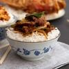 Asiatisches Abendbuffet