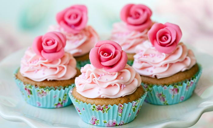 cookies by design - Spring Valley: One or Two Dozen Cupcakes at Cookies by Design (Up to 42% Off)