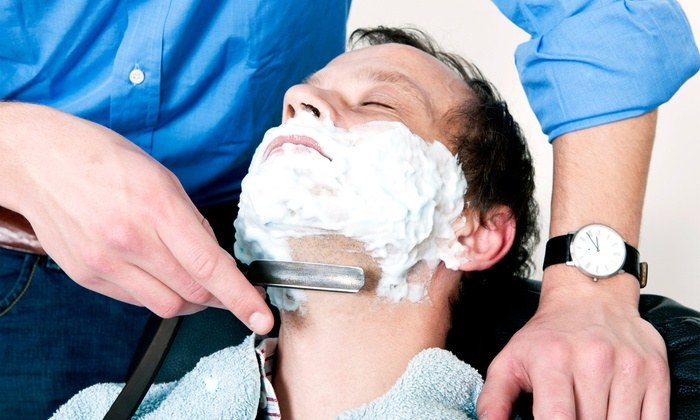Pacific beach barbershop - Pacific Beach: One or Two Men's Haircuts with Neck Shaves at Pacific Beach Barbershop (Up to 55% Off)