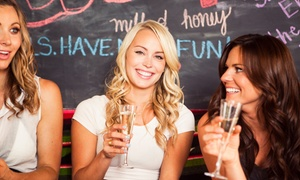 Arèna Restaurant and Lounge: Sports Bar Fare for Two or Four People or Birthday VIP Bottle Service (Up to 50% Off)