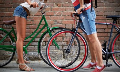 image for $25 for One Basic Bicycle Tune-Up at Coast In Bikes ($50 Value)
