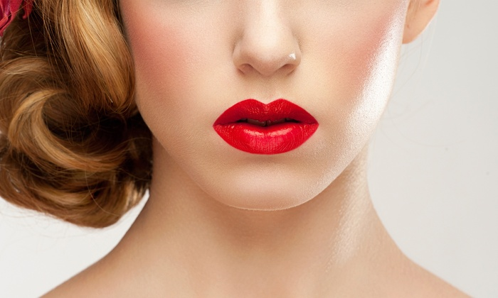 Kougar - Kougar: C$375 for Permanent Makeup for Lips at Kougar (C$750 Value)