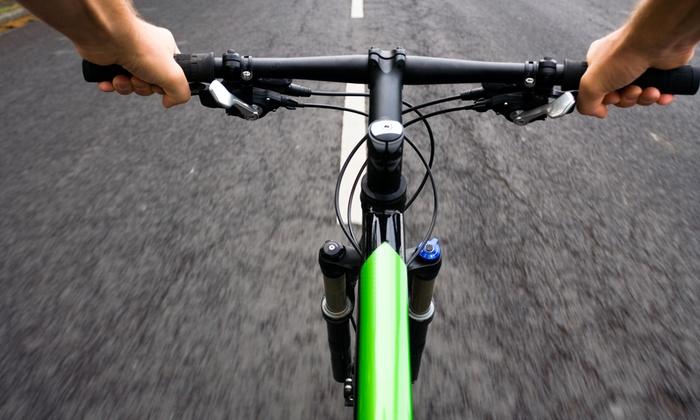 Funi Bikes - Funi Bikes: Tour en bici en la Ruta del Carrilet para 2, 4 o 6 personas desde 9,90 € con Funi Bikes
