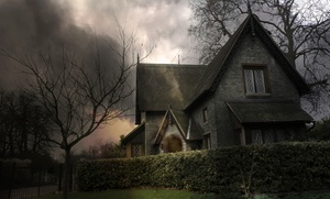 Demon House: $25 for Two Fright Passes and 1 beverage at Demon House ($40 Value)