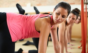 Marilexei Salon: 10 or 20 Spin or Barre Classes at The Body Studio at Marilexei Salon (Up to 77% Off)