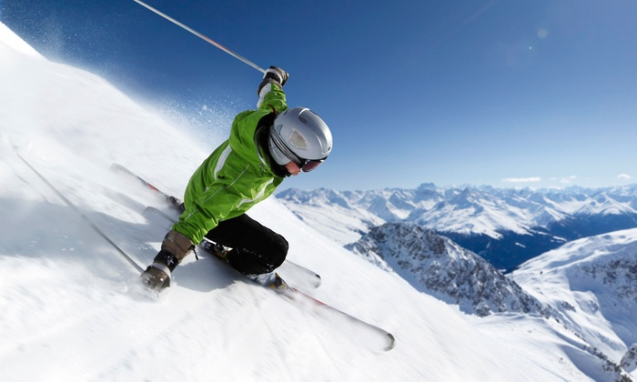 The Wasatch Ski Connection - Mount Olympus: One, Two, or Five Ski or Snowboard Rentals from The Wasatch Ski Connection (Up to 65% Off)