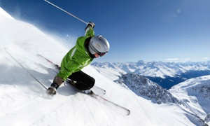 The Wasatch Ski Connection: One or Two Ski or Snowboard Rental Packages from The Wasatch Ski Connection (Up to 61% Off)