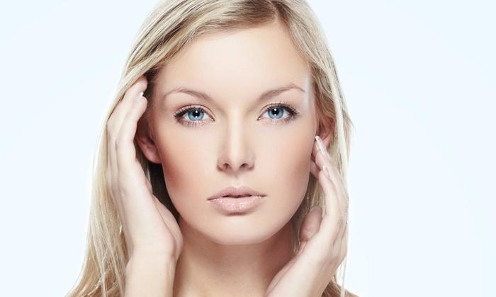Reiki Facials - Reiki Facials: Two Facials or Three Microcurrent Face-Lifts with Facial or Microdermabrasion at Reiki Facials (Up to 80% Off)