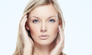 Reiki Facials: Two Facials or Three Microcurrent Face-Lifts with Facial or Microdermabrasion at Reiki Facials (Up to 79% Off)