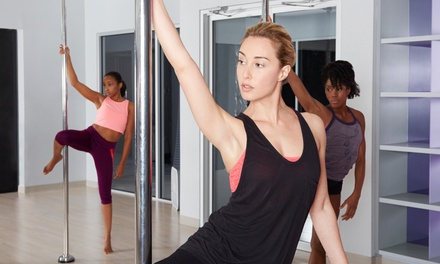Two or Five Pole-Dancing and Sexy-Fitness Classes at Femme Body Fitness (Up to 61% Off)