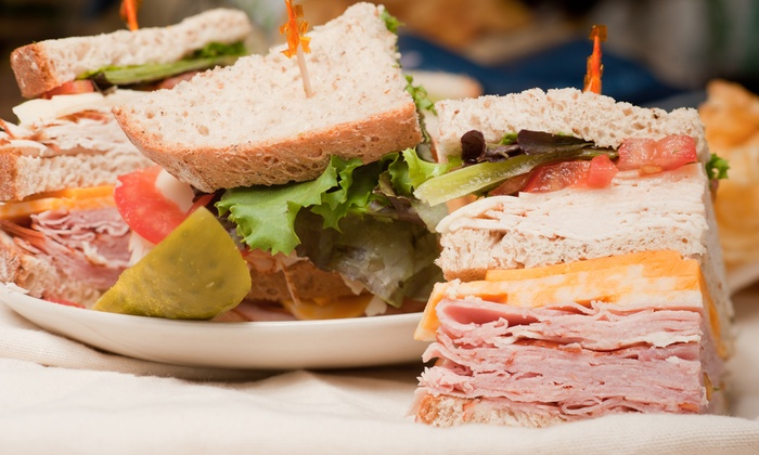 Manhattan Sandwich Company - Marblehead: $8 for $14 Worth of Sandwiches at Manhattan Sandwich Company